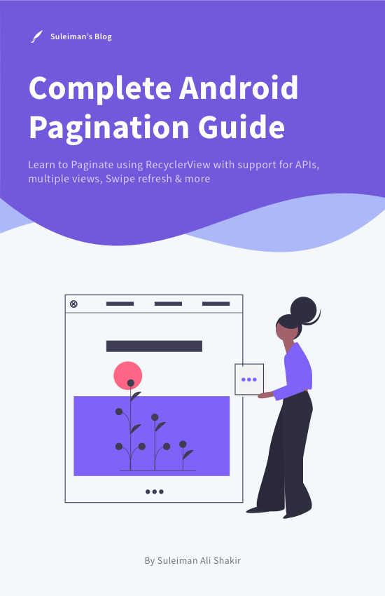 Pagination Android Tutorial with RecyclerView: Getting Started